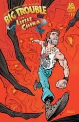 Download Big Trouble in Little China #11