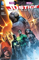 Download Justice League #41