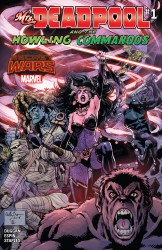 Download Mrs. Deadpool and the Howling Commandos #01