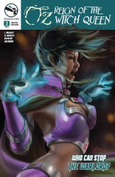 Download Grimm Fairy Tales Presents Oz Reign Of The Witch Queen #03