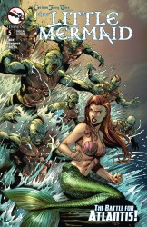 Download Grimm Fairy Tales Presents The Little Mermaid #05