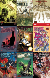 Download Collection Marvel (24.06.2015, week 25)