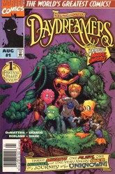 Download Daydreamers #01-03 Complete