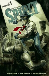 Download Will Eisner's The Spirit #1