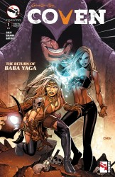 Download Grimm Fairy Tales Presents Coven #01