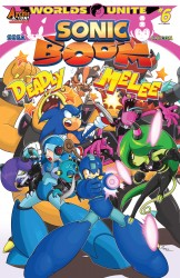 Download Sonic Boom #09