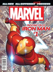 Download All-New, All-Different Marvel Previews