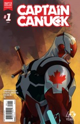 Download Captain Canuck #01