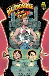 Download Big Trouble In Little China #12