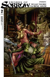 Download Swords of Sorrow Dejah Thoris & Irene Adler #02