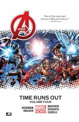 Download Avengers - Time Runs Out Vol.4