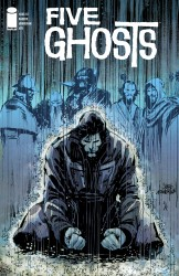 Download Five Ghosts #17