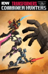Download The Transformers - Combiner Hunters #1