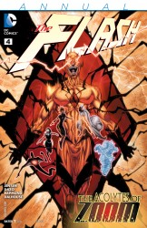 Download The Flash Annual #4