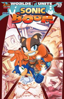 Download Sonic Boom #10