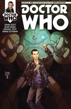 Download Doctor Who The Ninth Doctor #03