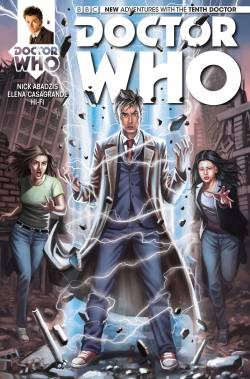 Download Doctor Who The Tenth Doctor #13
