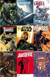 Download Collection Marvel (30.07.2015, week 30)