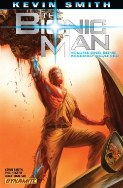 Download The Bionic Man Some Assembly Required Vol.1 (TPB)