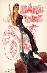 Download Barb Wire #02