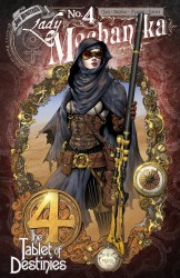 Download Lady Mechanika - The Tablet of Destinies #4