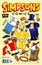 Download Simpsons Comics #223