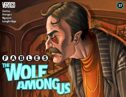 Download Fables - The Wolf Among Us #37