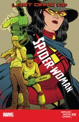 Download Spider-Woman #10