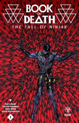 Download Book of Death - Fall of Ninjak #1