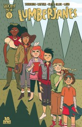 Download Lumberjanes #17