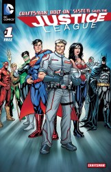 Download Craftsman Bolt-On System Saves The Justice League