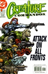 Download Creature Commandos (1-8 series) Complete
