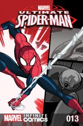 Download Ultimate Spider-Man Infinite Comic #13
