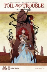 Download Toil and Trouble #1