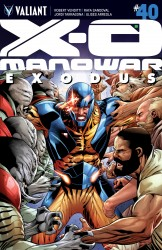Download X-O Manowar #40