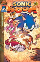 Download Sonic Boom #11