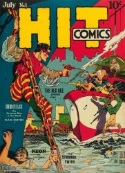 Hit Comics (1-65 series)