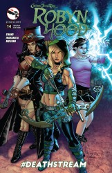 Grimm Fairy Tales Presents Robyn Hood #14