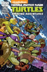 Download Teenage Mutant Ninja Turtles - Amazing Adventures #2