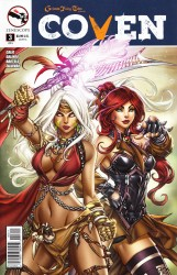 Grimm Fairy Tales Presents Coven #03