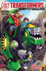 Transformers Robots In Disguise #3