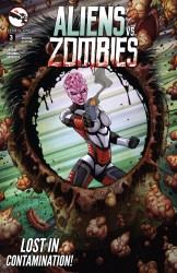 Aliens Vs Zombies #03