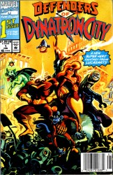 Download Defenders of Dynatron City #01-06 Complete