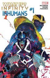 What If Infinity - Inhumans #1