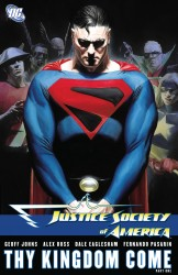 Download Justice Society of America Vol.2 - Thy Kingdom Come Part I