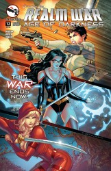Grimm Fairy Tales Presents Realm War #12