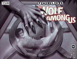 Download Fables - The Wolf Among Us #45