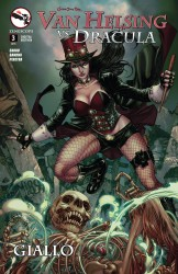 Grimm Fairy Tales Presents Van Helsing Vs Dracula #03