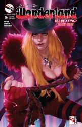 Grimm Fairy Tales Presents Wonderland #40