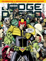 Judge Dredd The Megazine #365